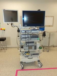 IPOM - moderní operační laparoskopická věž